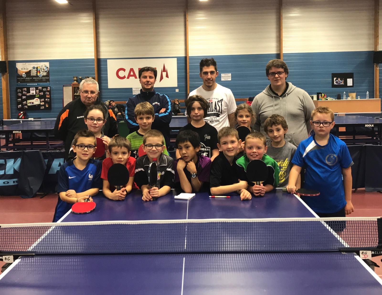 Ligue de normandie de tennis de table journ e r gionale - Ligue haute normandie tennis de table ...