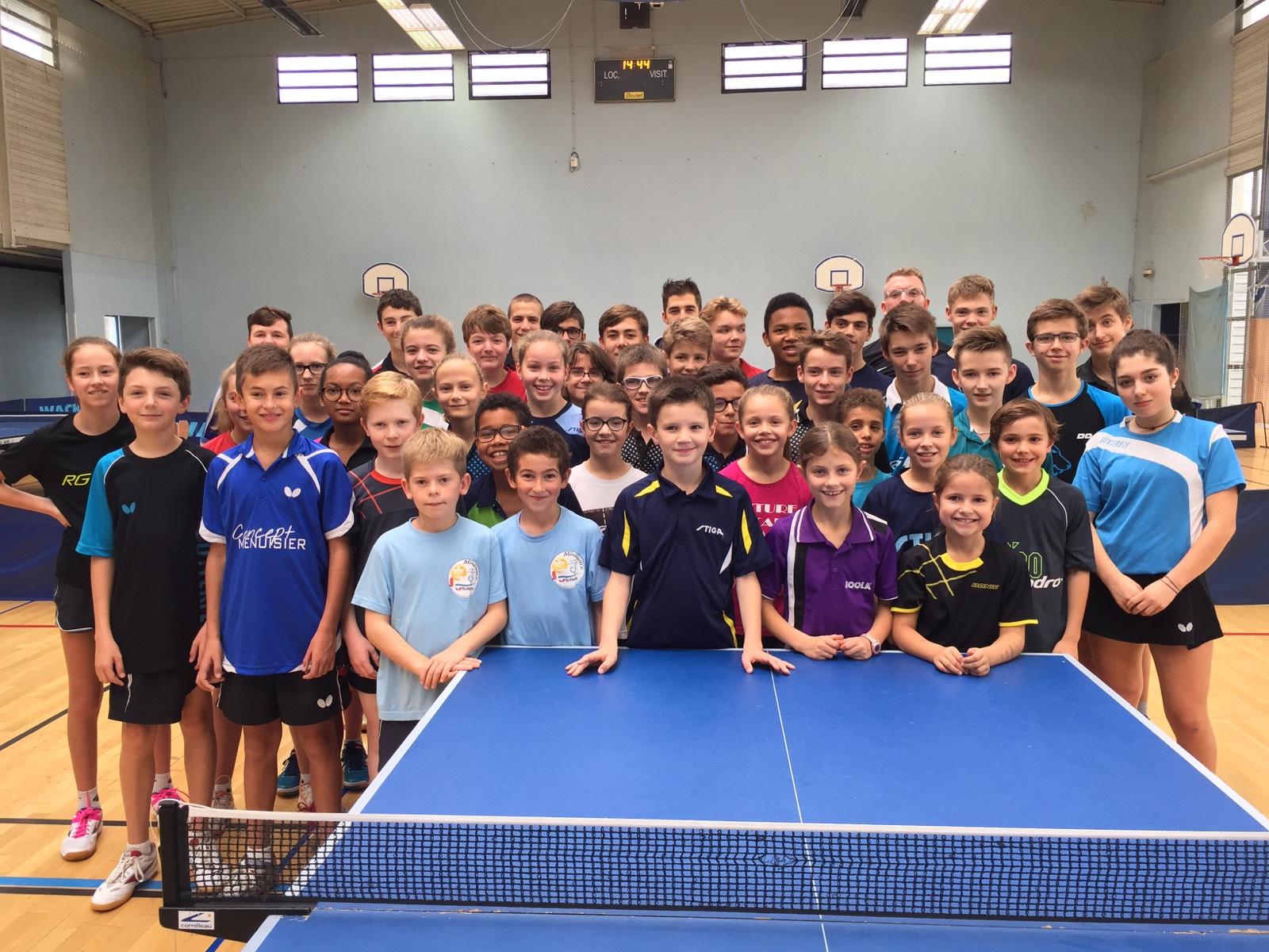 Ligue de normandie de tennis de table accueil - Ligue haute normandie tennis de table ...