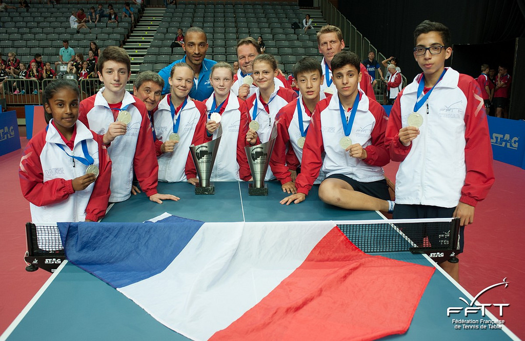 Ligue de normandie de tennis de table championnats d - Ligue basse normandie tennis de table ...